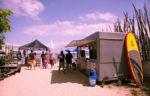 Location de stand up paddle sur la plage du Cap Ferret