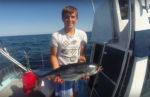 Pêche au thon avec Paul Luce Cap Ferret