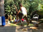 Cours de yoga au Cap Ferret avec Pauline Yoga