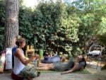 Séance de méditation avec Pauline Yoga Cap Ferret
