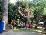 Cours de yoga à Lège Cap Ferret avec Pauline Yoga