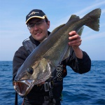 Pêche en mer depuis le Cap Ferret