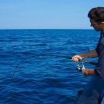 Pêche sportive au Cap Ferret