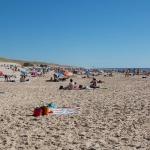Camping Brémontier tout prôche de la plage du Grand Crohot sur la presqu'ile de Lège-Cap Ferret