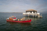 Balade à l'île aux oiseaux en chaland traditionnel depuis le Cap Ferret