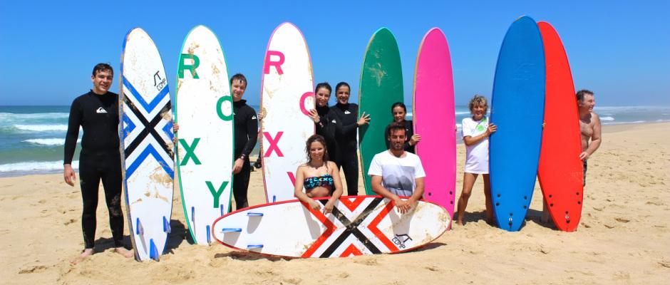 Remi's Surf School