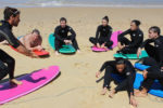 Remi's Surf School plage du Truc Vert au Cap Ferret