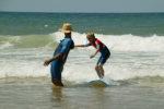 Sea Salt : cours de surf plage de la Garonne au Cap Ferret