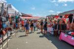 Marché exterieur du village du Cap Ferret