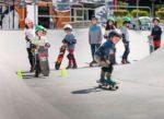Cours de skate au Cap Ferret