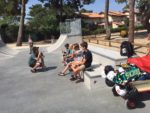 Skate Park du Mimbeau au Cap Ferret