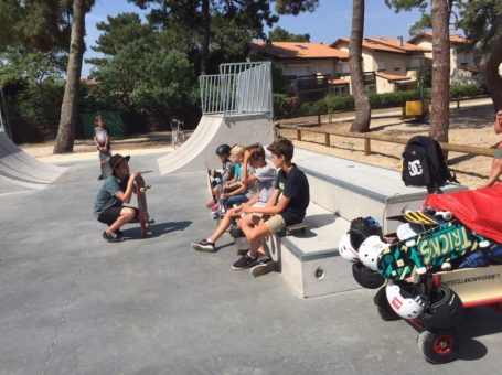 Skate Park du Mimbeau