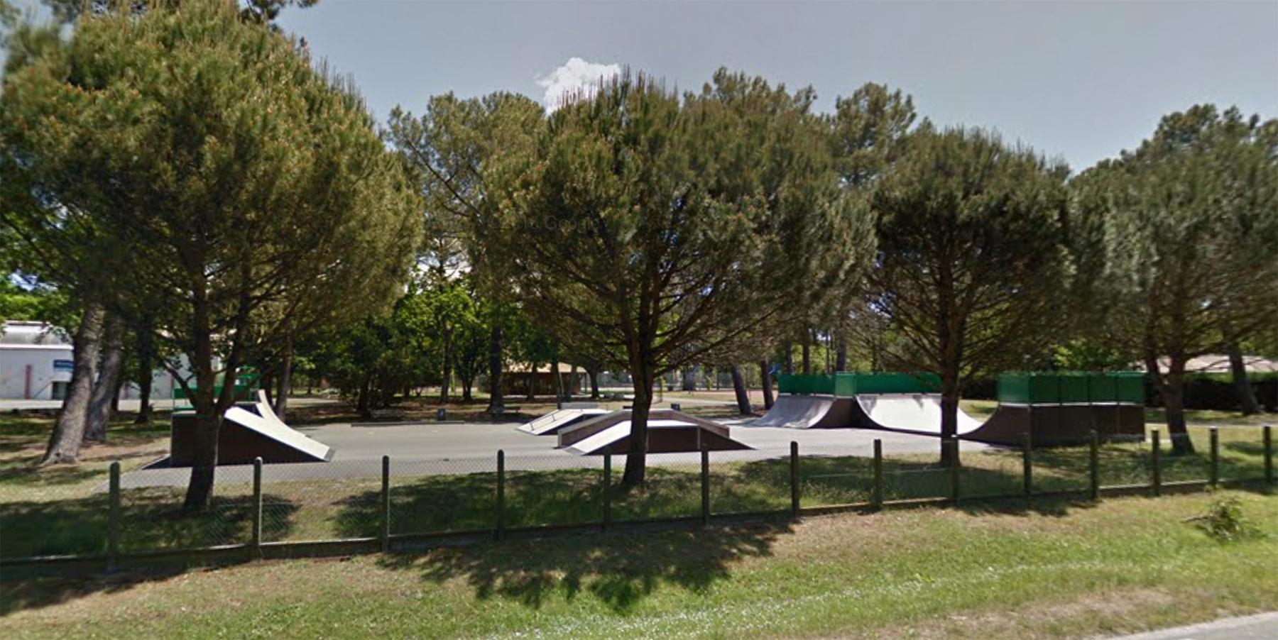 Skate Park de Claouey