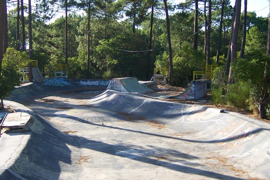 Skate Park du Four