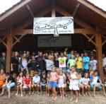 Membres du Surf Club de la Presqu'ile