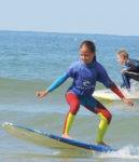 Cours de surf au Surf Club de la Presqu'ile du Cap Ferret