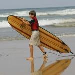 Cours de surf chez Tutti Fruti Surf School au Cap Ferret