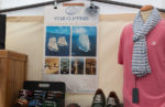 Boutique de vetement pour homme sur le marché du Cap Ferret