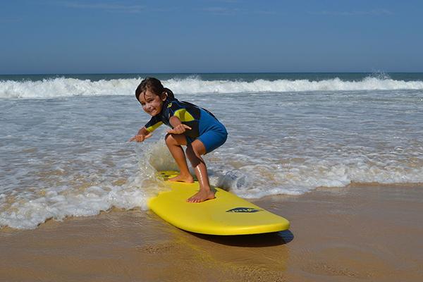 École de surf du Grand Crohot au Cap Ferret