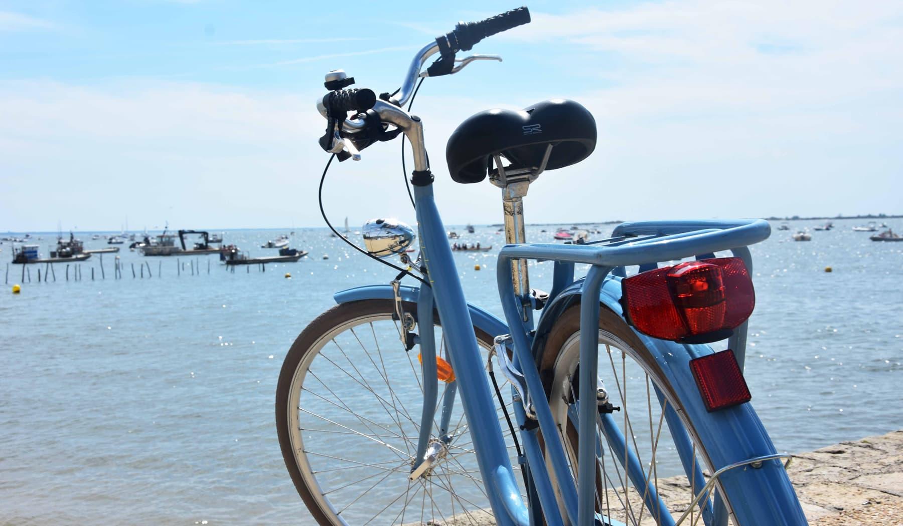 Visite des villages ostréicoles du Cap Ferret à vélo