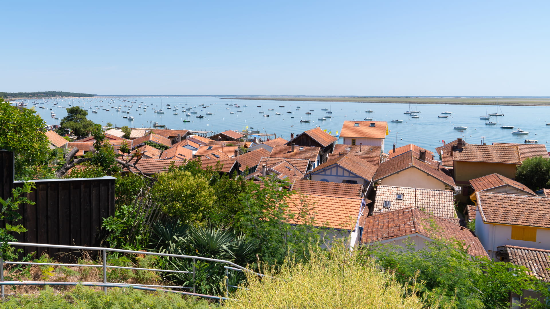 Visite des villages ostréicoles au Cap Ferret